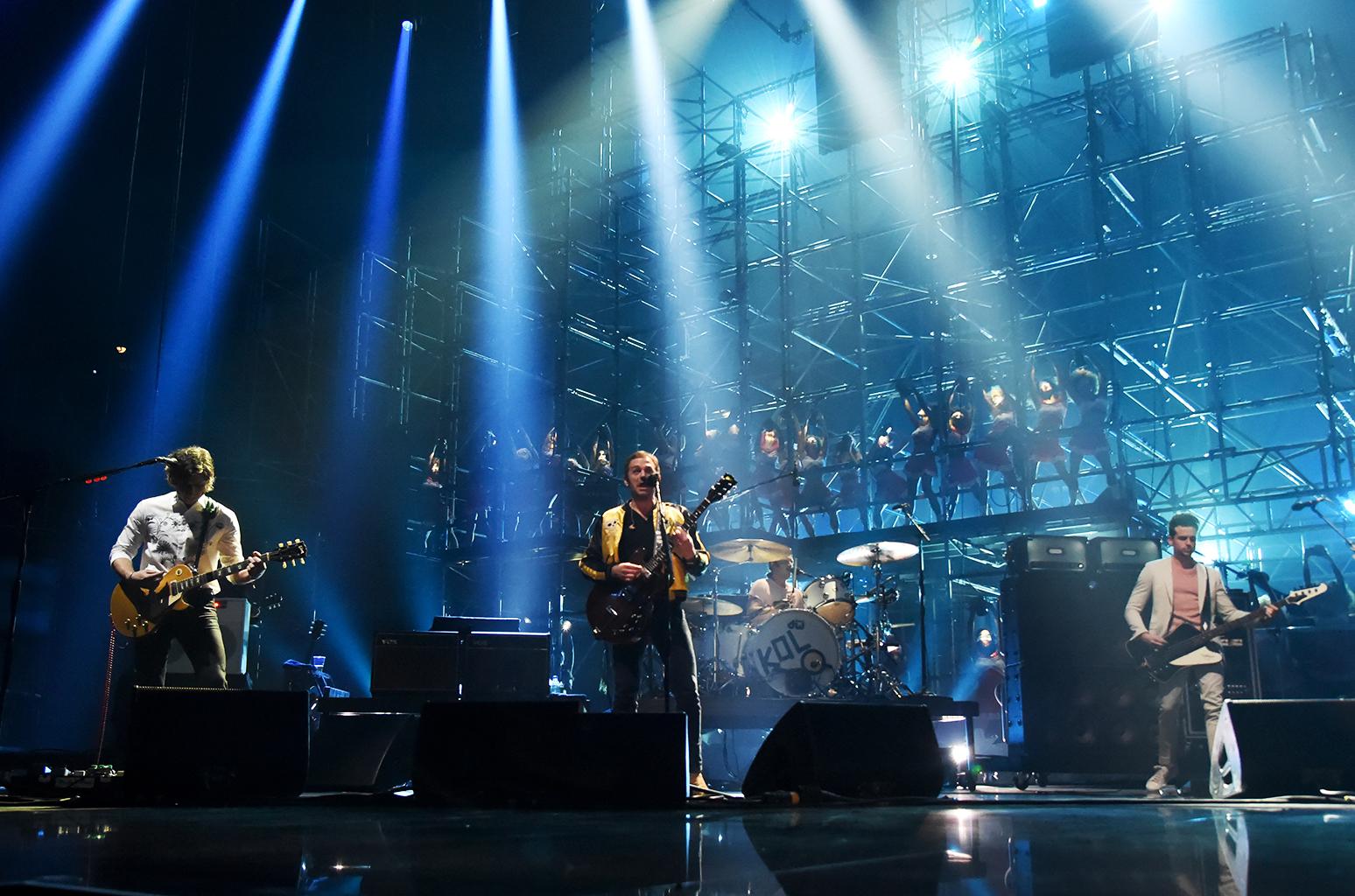Sonorizarea de la premiile MTV EMA Awards a fost asigurata de echipamentele Sennheiser