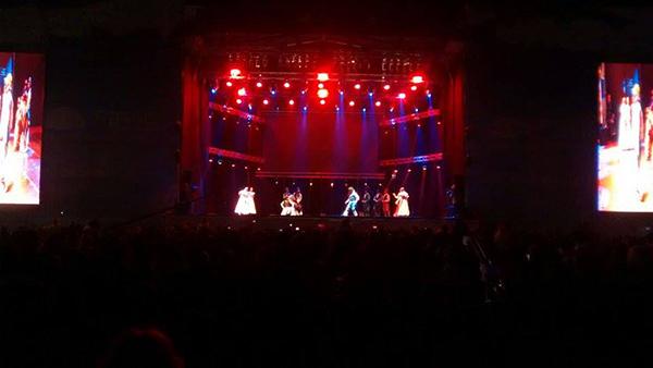 Datorita integrarii incredibile, sistemele Powersoft au fost alese pentru sonorizarea unui important festival din Argentina