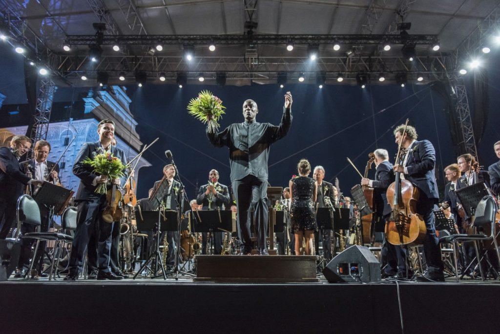 Sonorizare KV2 Audio pentru concertul sustinut de Filarmonica ceha