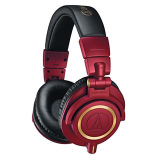 Audio-Technica a lansat versiunea limitata de casti profesionale ATH-M50xRD