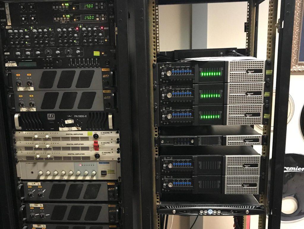 Sonorizarea Hard Rock Cafe Bucuresti castiga putere si fiabilitate cu amplificatoarele Ottocanali si Quattrocanali de la Powersoft