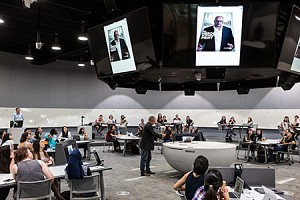 Sistemul audio, integrat in procesul de invatare la Universitatea Monash