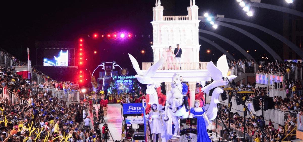 Unul dintre cele mai importante carnavaluri din Paraguay alege soluțiile de amplificare Powersoft