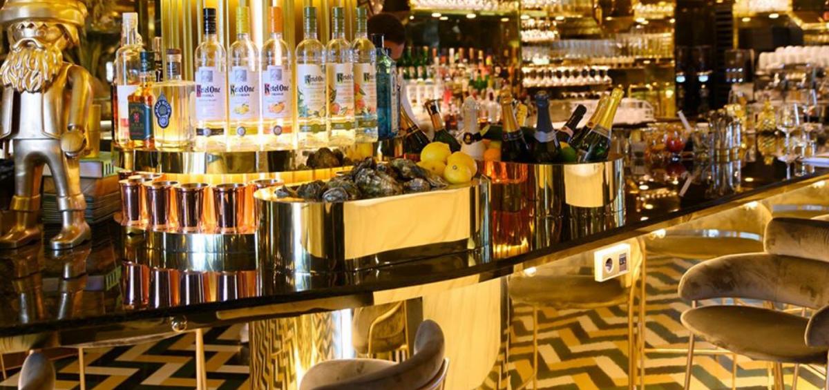 AUDAC oferă o sonorizare 'de aur' restaurantului Goud din Rotterdam