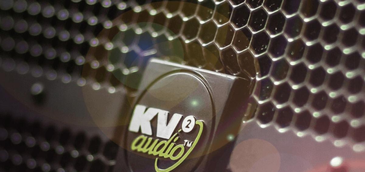 VHD PRE-EQ, o nouă performanță KV2 Audio