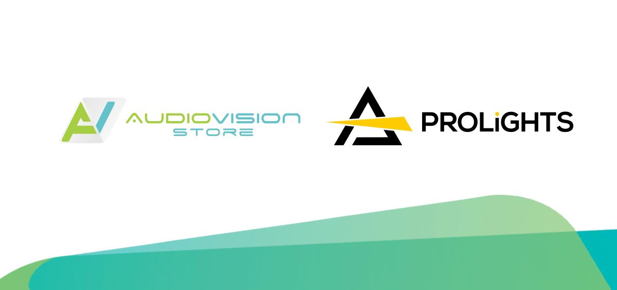 AudioVision Store distribuitor unic PROLIGHTS in România