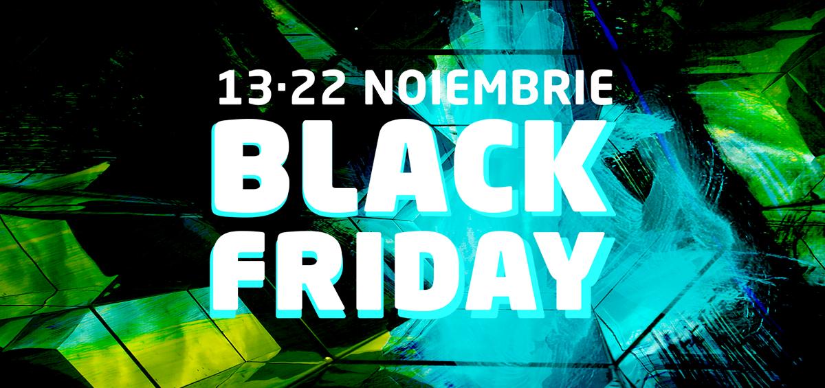 Ești pregătit pentru Black Friday?