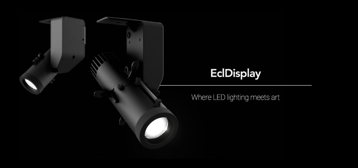 Noua gama de proiectoare Prolights EclDisplay