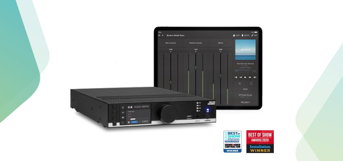 Solutii audio all-in-one. Noua serie Audac MFA