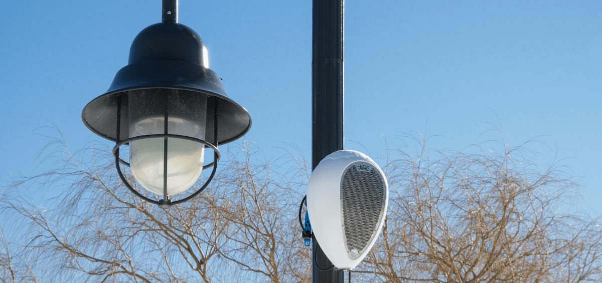 Divertisment si siguranta publica pentru parcul canadian Optimiste cu Powersoft Deva