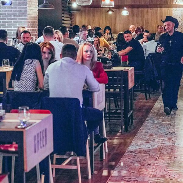Steak House - Wine Bar Gheea