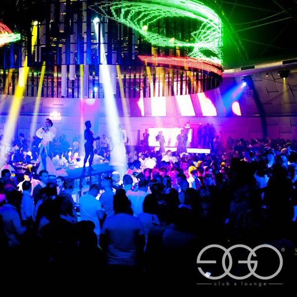 EGO Club Mamaia
