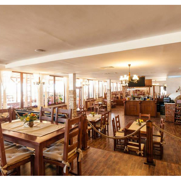 Restaurant Beluga Mamaia