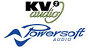 KV2 Audio + Powersoft