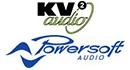 KV2 Audio + Powersoft
