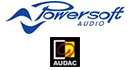 Powersoft + Audac