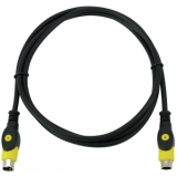 OMNITRONIC S-Video cable 1.5m