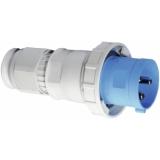BALS CEE plug 125A 3pin 6h IP67