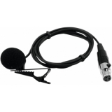 OMNITRONIC LS-105 Lavalier Microphone XLR WAMS-05