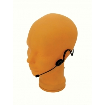 OMNITRONIC HS-105 Headset Microphone WAMS-05 #2