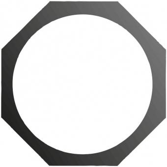 EUROLITE Filter frame PAR-56 Spot 8 edges bk