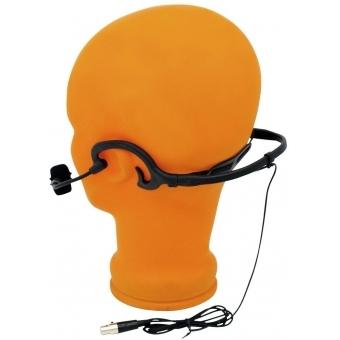 OMNITRONIC HS-1000 XLR Headset Microphone #2