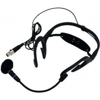OMNITRONIC HS-1000 XLR Headset Microphone #3