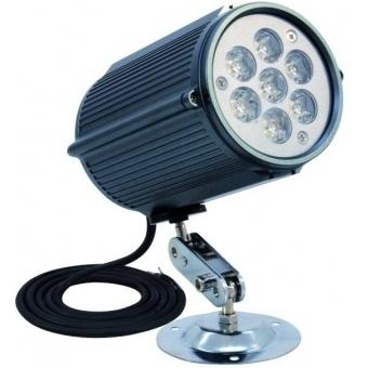 EUROLITE LED IP Wall spotlight 6400K 7x1W #2