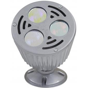 EUROLITE RGB-300 MR-16 GU-10 mini spot