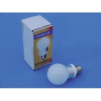 OMNILUX LED G60 230V 1W E-27 3000K #3