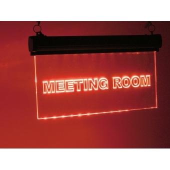 EUROLITE LED sign Meetingroom, RGB #4