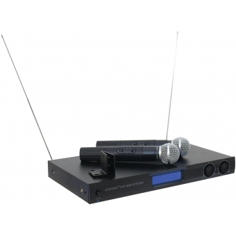 OMNITRONIC VHF-450 Wireless Mic System