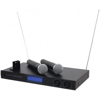 OMNITRONIC VHF-450 Wireless Mic System #2