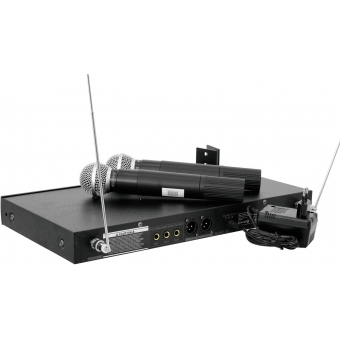 OMNITRONIC VHF-450 Wireless Mic System #5