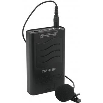 OMNITRONIC TM-250 Transmitter VHF179.000