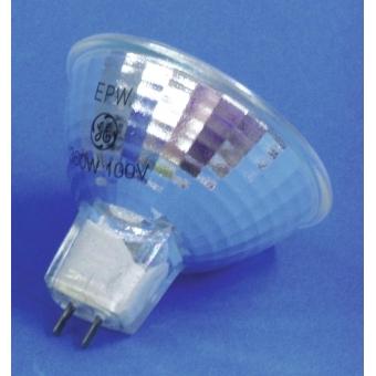 GE EPW 100V/360W GY-5.3 w. 50mm reflector #3