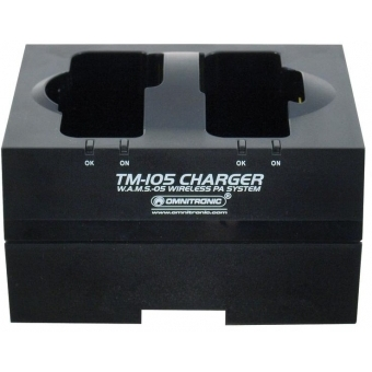 OMNITRONIC Charging Station for TM-105 #3