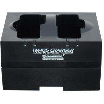 OMNITRONIC Charging Station for TM-105 #3
