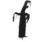 EUROPALMS Halloween Black Tree, animated 110cm