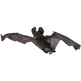 EUROPALMS Halloween Moving Bat, animated 90cm