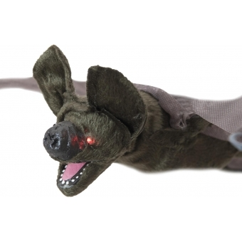 EUROPALMS Halloween Moving Bat, animated 90cm #3