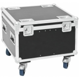 ROADINGER Flightcase 4x EYE-7 RGBW