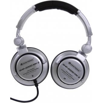 OMNITRONIC SHP-2000 MK2 DJ Headphones #2