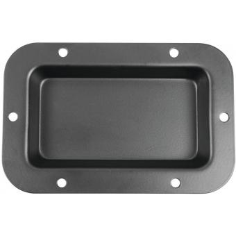 ROADINGER Inlet Dish, black