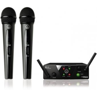 Microfon AKG WMS 40 Mini2 Vocal