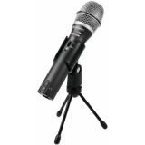 OMNITRONIC M-80 USB Dynamic Microphone