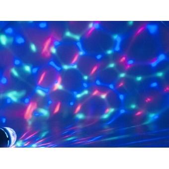 OMNILUX LED BC-1 E-27 Beam Effect RGB #2