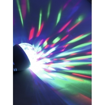 OMNILUX LED BC-1 E-27 Beam Effect RGB #3