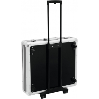ROADINGER CD Case, black, 200 CDs, with Trolley #3