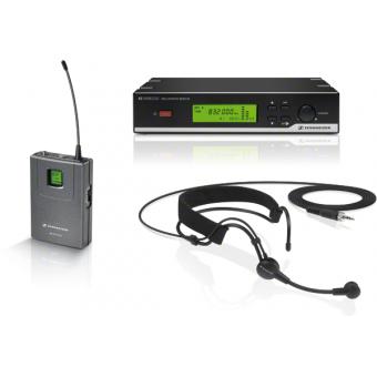 Sistem Wireless cu headset SENNHEISER XSW 52